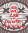 WE ARE THE DANZEK Collective - Personalised Poster A4 size