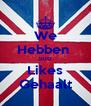 We Hebben  500 Likes Gehaalt - Personalised Poster A4 size