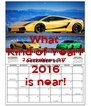 What  Kind of Year? 2 Corinthians 5:17  2016 is near! - Personalised Poster A4 size