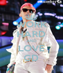 WORK HARD AND LOVE GD - Personalised Poster A4 size