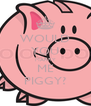 WOULD YOU MARRY ME PIGGY? - Personalised Poster A4 size
