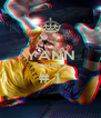 YANN SOMMER # 1  - Personalised Poster A4 size
