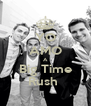 YO AMO A Big Time Rush  - Personalised Poster A4 size