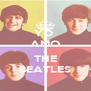 YO  AMO A THE BEATLES - Personalised Poster A4 size