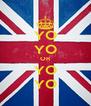 YO YO OR YO YO - Personalised Poster A4 size