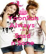 YoonSun Always  For Snsd n Sone - Personalised Poster A4 size