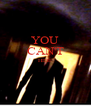 YOU CAN'T HIDE   - Personalised Poster A4 size