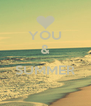 YOU &  SUMMER  - Personalised Poster A4 size