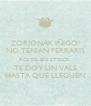 ZORIONAK IÑIGO! NO TENIAN FERRARIS ROJOS EN STOCK  TE DOY UN VALE HASTA QUE LLEGUEN - Personalised Poster A4 size