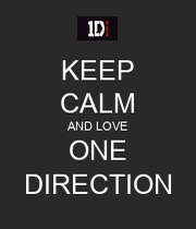Keep Calm And Love One Direction Wallpaper KEEP CALM AND LOVE ONE DIRECTION