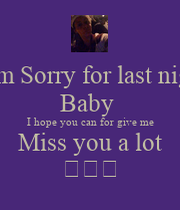 i miss you a lot baby - photo #5
