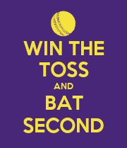 bat and win