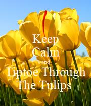 tiptoe through the tulips piano pdf