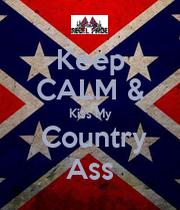 kiss my county ass