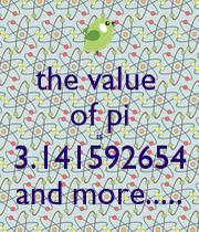 full value of pi pdf