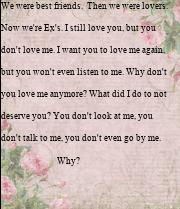 would like talk