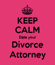 Dating your divorce attorney