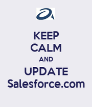 Keep calm and update keep calm and carry for Salesforce free t shirt