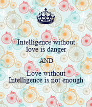 Intellect is not enough