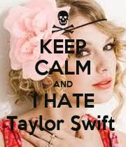 i hate taylor swift essay