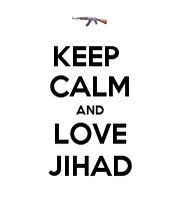 Love Jihad Wallpaper : KEEP cALM AND LOVE JIHAD - KEEP cALM AND cARRY ON Image ...