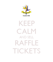 how to sell raffle tickets what to say