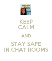 safe chat rooms