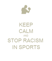 how to stop racism in sport