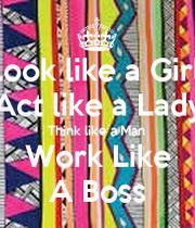 act like a lady think like a man pdf romana