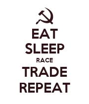 eat sleep race logo - photo #8