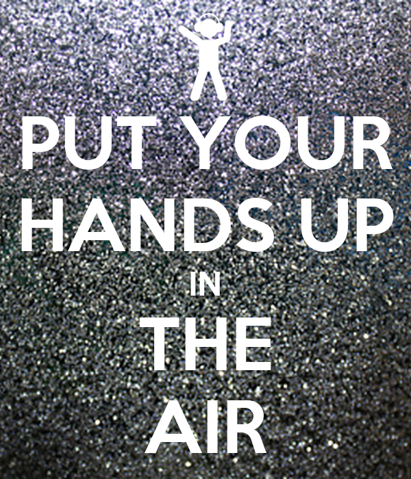 Danzel - Put Your Hands Up In the Air! (Extended Mix) Lyrics