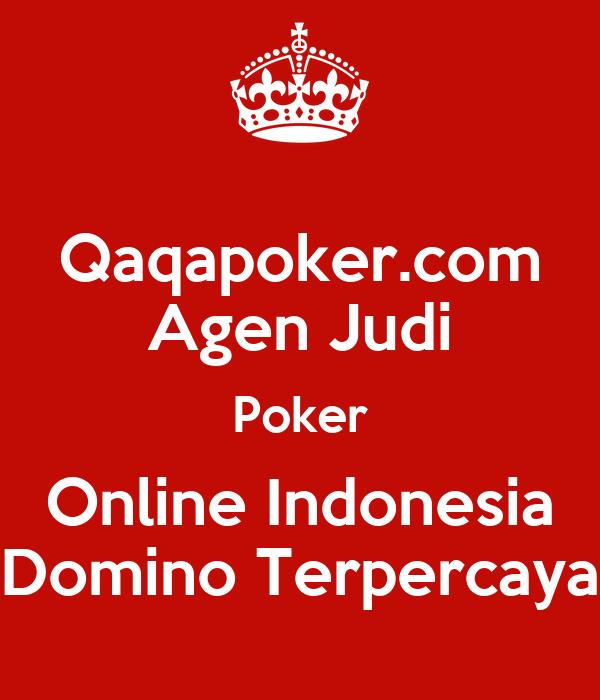 Qaqapoker Com Agen Judi Poker Online Indonesia Domino Terpercaya Poster Ringoterlupa Keep Calm O Matic
