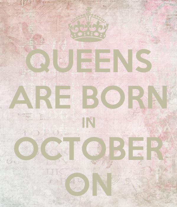 october born