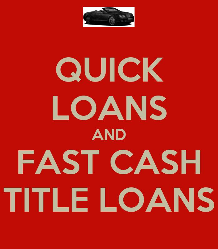 Fast Online Car Loans