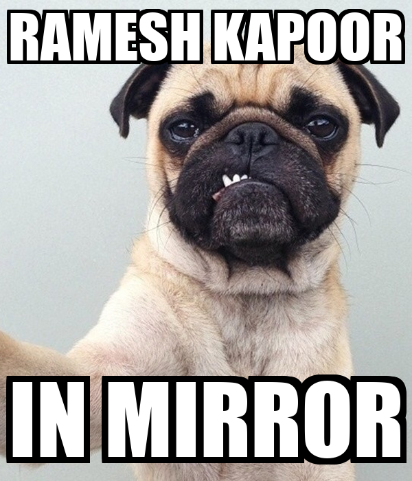 Ramesh kapoor in mirror poster jeje keep calm o matic for Mirror 0 matic
