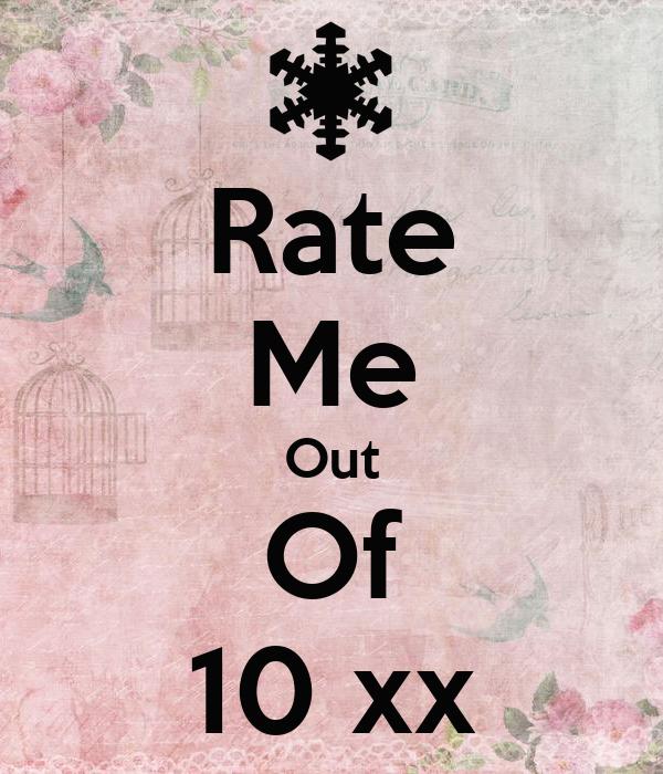 rate me xxx