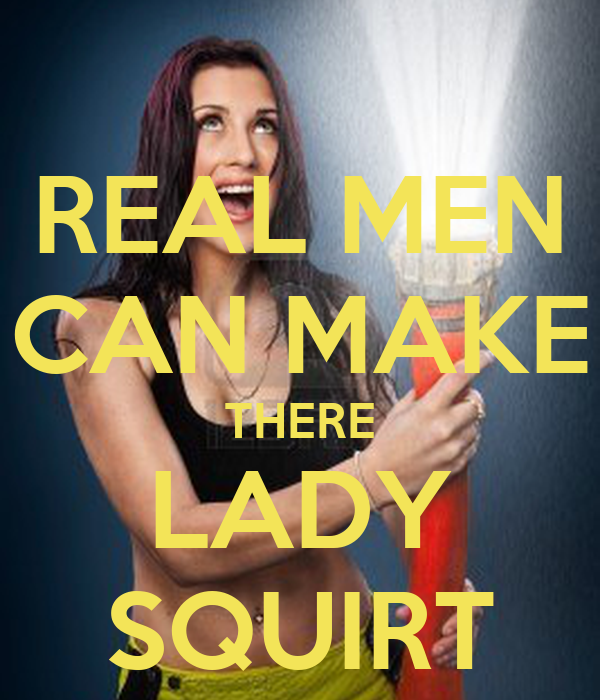 men can squirt