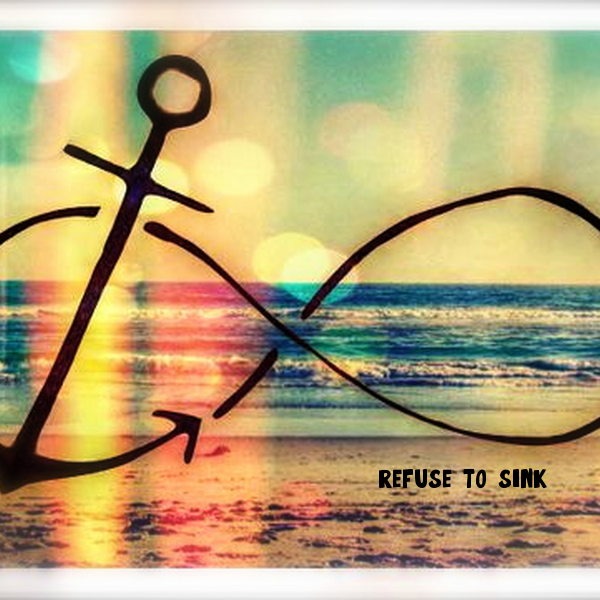 i refuse to sink anchor infinity wallpaper - photo #8