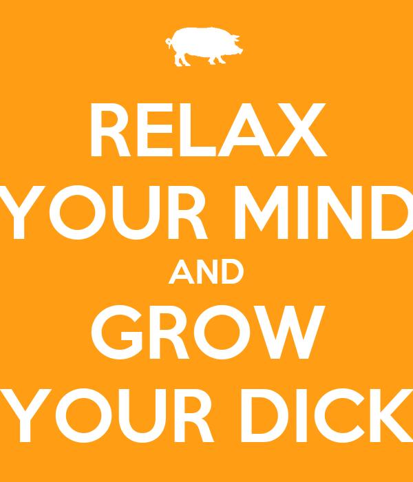 Grow You Dick 110