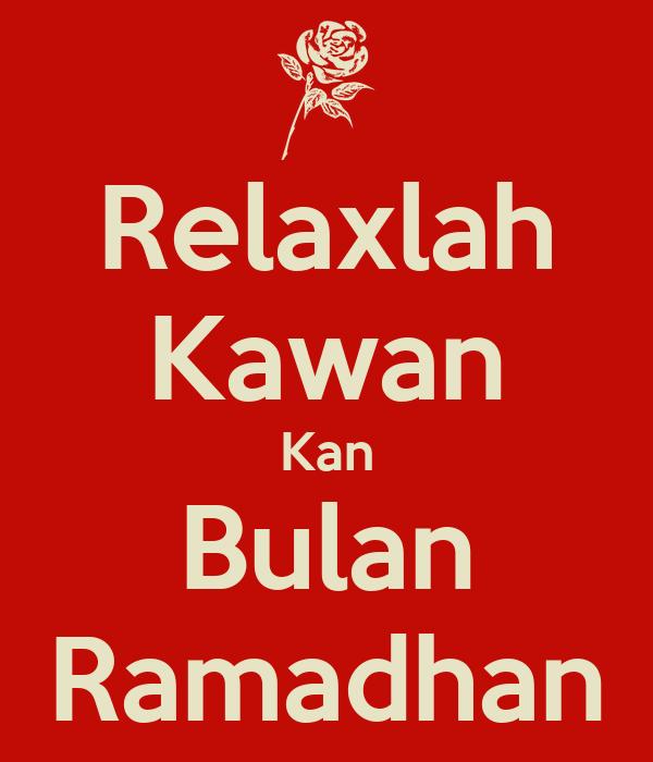 Poster Bulan Ramadhan