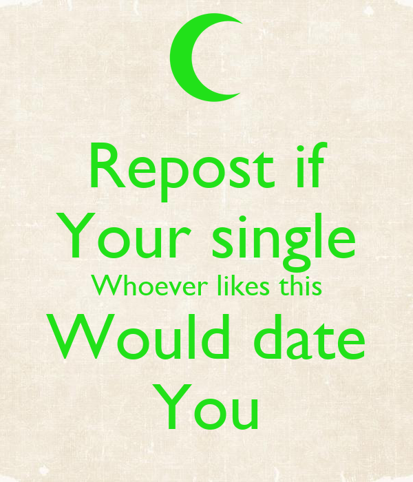 Would i date you