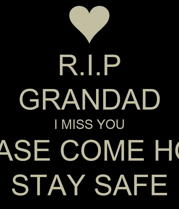 Rip Grandpa Quotes. QuotesGram  I Miss Home Quotes