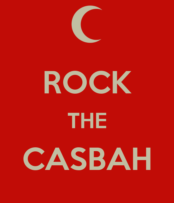 Rock The Casbah Keep Calm And Carry On Image Generator