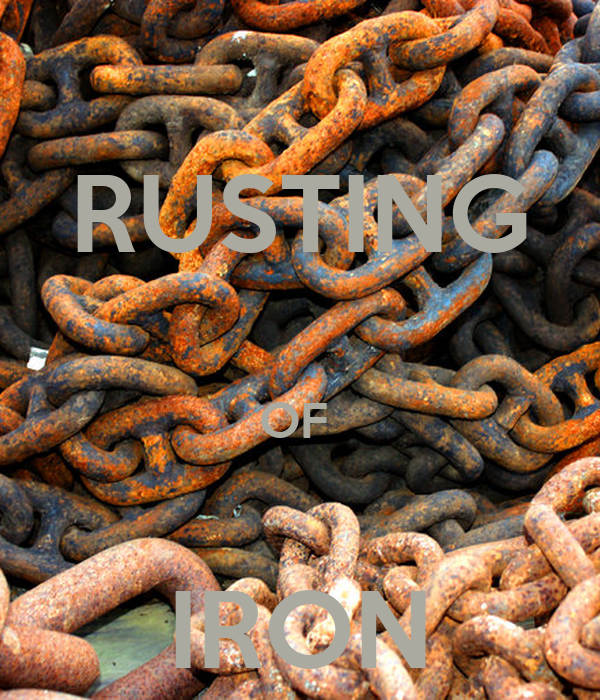 Rusting iron submited images