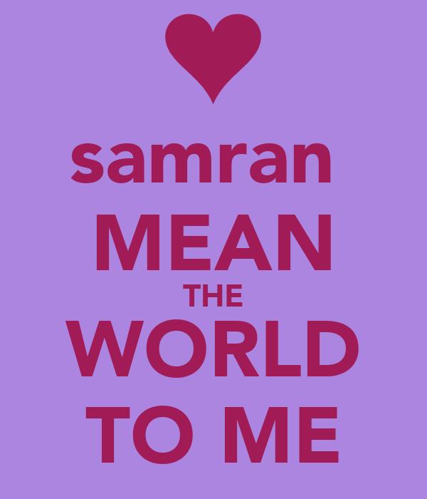 Samran