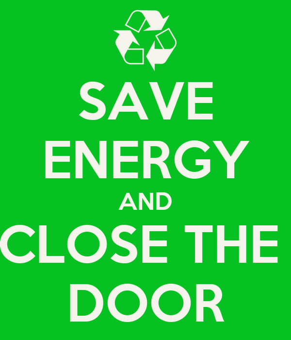 Save Energy and