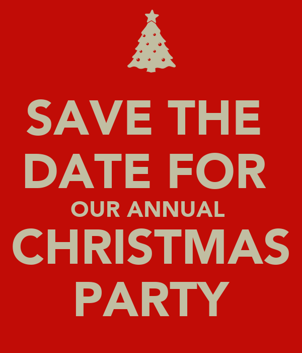 Christmas Save The Date Cards