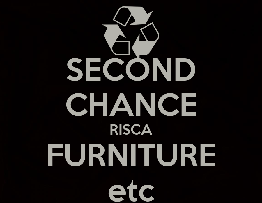 Second Chance Risca Furniture Etc Poster Gray Keep Calm O Matic