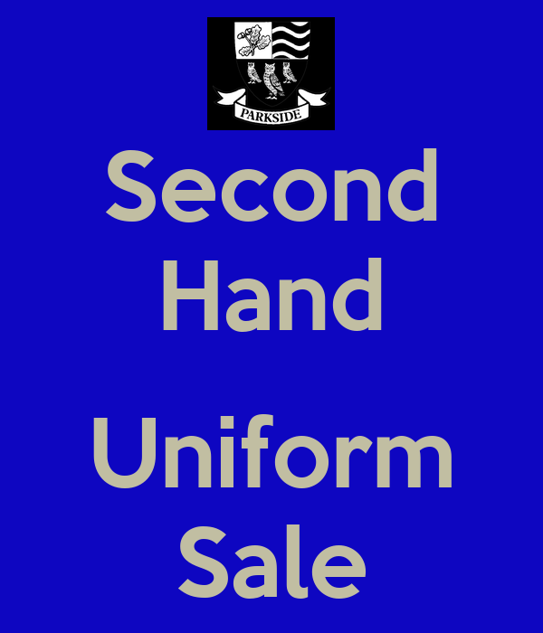 Second hand uniform sale poster michellesamuel583 keep for Second hand schlafsofa