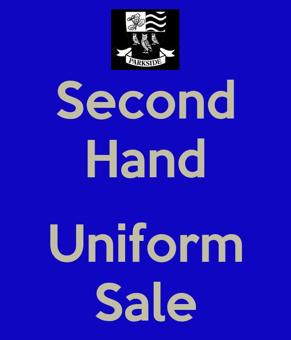 Second hand uniform sale poster michellesamuel583 keep for Second hand schlafsofa